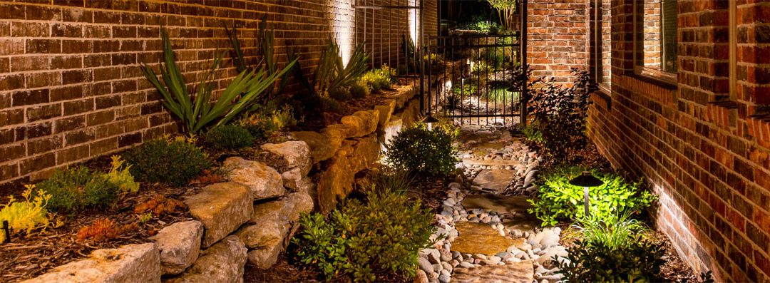 The Best Outdoor Lighting Tulsa