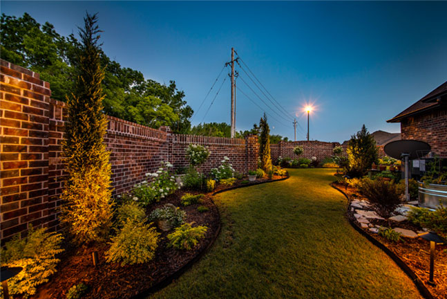 Tulsa Best Outdoor Lighting