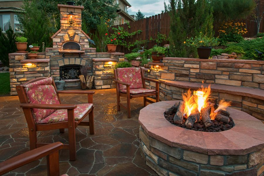 Exterior Lighting and Landscape Lighting Design Tulsa